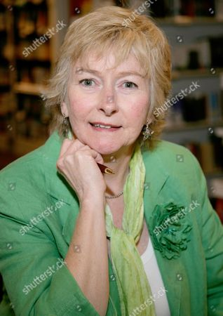 Editorial image of Miriam Wakerly promoting her second book 'No Gypsies Served' at Waterstones, Reading, Britain - 24 Apr 2010