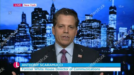 Stock Picture of Anthony Scaramucci