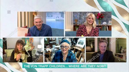 Editorial image of 'This Morning' TV Show, London, UK - 09 Feb 2021