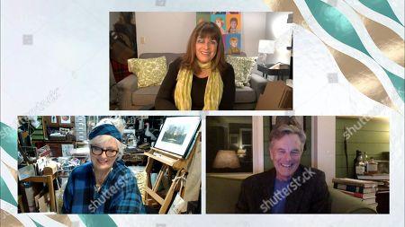 Stock Photo of Debbie Turner, Angela Cartwright and Nicholas Hammond