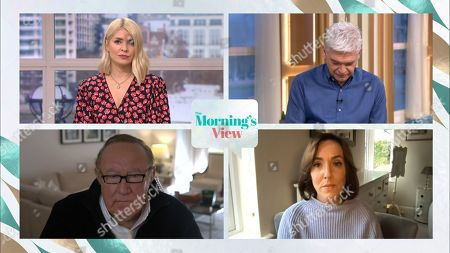 Holly Willoughby, Phillip Schofield, Andrew Neil and Camilla Tominey