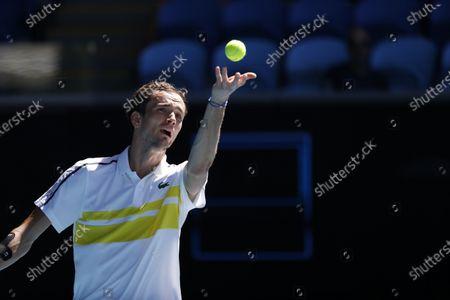 Editorial picture of Australian Open Tennis, Melbourne, Australia - 09 Feb 2021