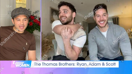 Ryan Thomas, Adam Thomas and Scott Thomas