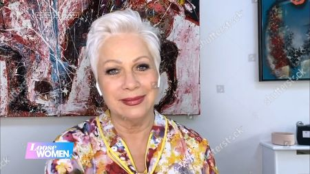 Stock Picture of Denise Welch