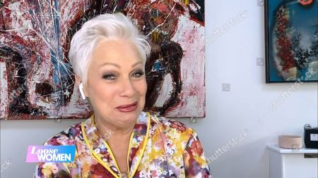 Stock Photo of Denise Welch