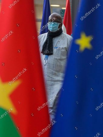 Editorial image of EU Burkina Faso, Brussels, Belgium - 09 Feb 2021