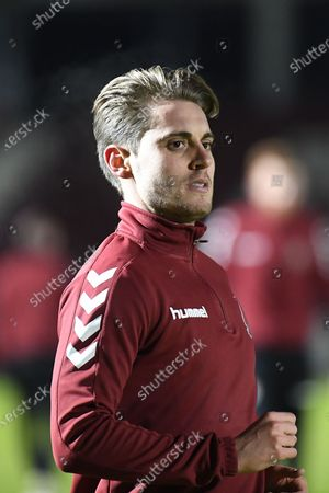 Stock Photo of Portrait of Northampton Town forward Danny Rose (29) during the EFL Sky Bet League 1 match between Northampton Town and Wigan Athletic at the PTS Academy Stadium, Northampton