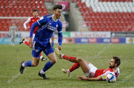 Editorial image of Rotherham United v Cardiff City - Sky Bet Championship - 09 Feb 2021