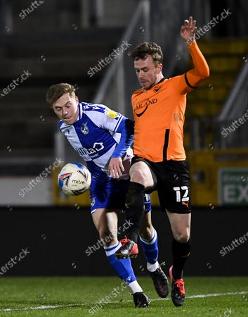 Editorial picture of Bristol Rovers v Oxford United, UK - 09 Feb 2021