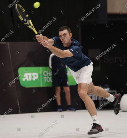 Editorial picture of ATP Challenger Biella, Italy - 09 Feb 2021