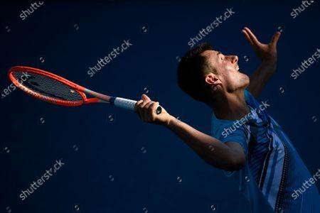 Editorial picture of Australian Open Tennis, Melbourne, Australia - 10 Feb 2021