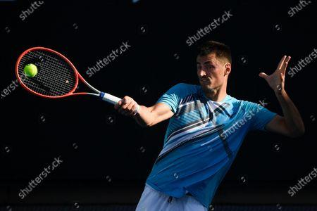 Editorial image of Australian Open Tennis, Melbourne, Australia - 10 Feb 2021