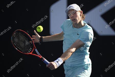 Editorial photo of Australian Open Tennis, Melbourne, Australia - 10 Feb 2021