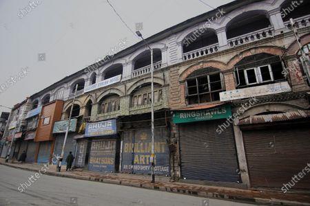 Editorial image of 8th anniversary of the death of Afzal Guru, Kashmir, India - 09 Feb 2021
