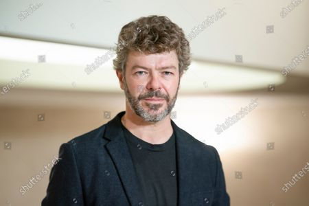 Stock Picture of opera musical director Pablo Heras Casado poses during the presentation of the opera SIEGFRIED, BY RICHARD WAGNER at the real theater in Madrid. February 9, 2021 Spain.  (Photo by Oscar Gonzalez/NurPhoto)