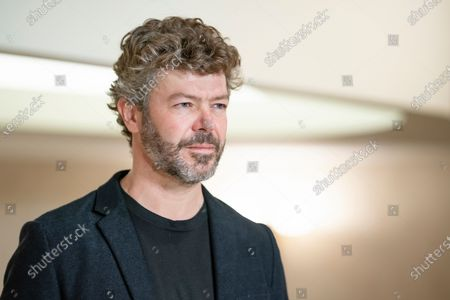 opera musical director Pablo Heras Casado poses during the presentation of the opera SIEGFRIED, BY RICHARD WAGNER at the real theater in Madrid. February 9, 2021 Spain.  (Photo by Oscar Gonzalez/NurPhoto)