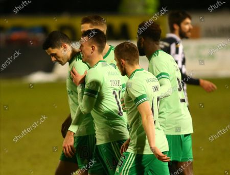 Editorial image of St Mirren v Celtic, Scottish Premiership, Football, St Mirren Park, Paisley, Scotland, UK - 10 Feb 2021