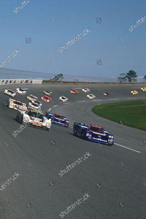 Editorial picture of IMSA Sportscar Championship