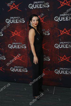 Editorial image of Drummer Queens red carpet arrivals, Sydney, Australia - 10 Feb 2021