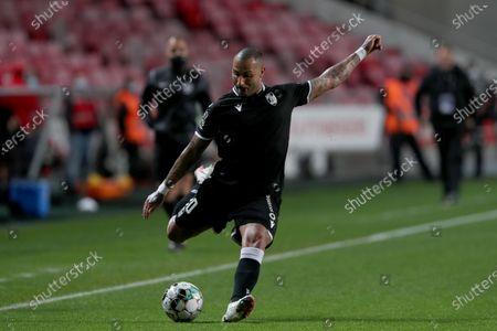 Editorial photo of SL Benfica v Vitoria SC, Primeira Liga, Football, Luz stadium, Lisbon, Portugal - 05 Feb 2021