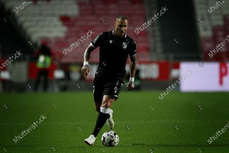 Stock Picture of Ricardo Quaresma of Vitoria SC in action during the Portuguese League football match between SL Benfica and Vitoria SC at the Luz stadium in Lisbon, Portugal on February 5, 2021. (Photo by Pedro Fiúza/NurPhoto)