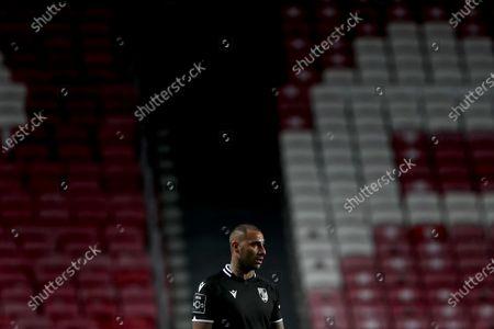 Editorial picture of SL Benfica v Vitoria SC, Primeira Liga, Football, Luz stadium, Lisbon, Portugal - 05 Feb 2021