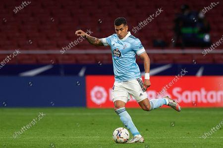 Jeison Murillo of Celta de Vigo does passed