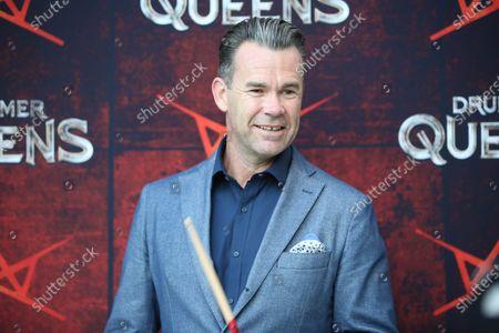 Editorial picture of Drummer Queens concert arrivals, Sydney Lyric Theatre, Australia - 10 Feb 2021