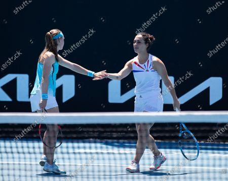 Editorial photo of Australia Melbourne Tenis Australian Open Day 3 - 10 Feb 2021