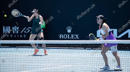 Editorial picture of Australia Melbourne Tenis Australian Open Day 3 - 10 Feb 2021