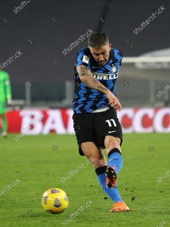Stock Image of Aleksandar Kolarov (FC Internazionale)