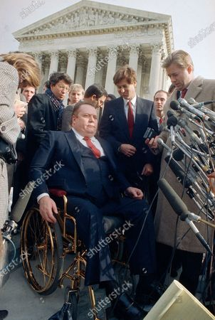 Editorial picture of Obit Larry Flynt, Washington, United States - 09 Feb 2021