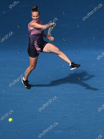 Editorial photo of Australian Open Tennis, Day Four, Melbourne Park, Australia - 11 Feb 2021