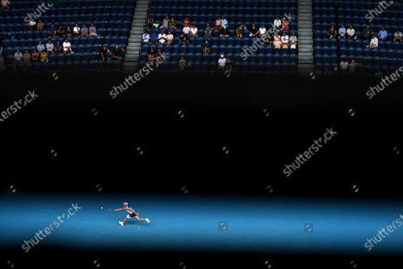 Editorial image of Tennis Australian Open 2021, Melbourne, Australia - 11 Feb 2021