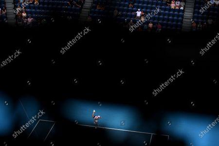 Editorial photo of Tennis Australian Open 2021, Melbourne, Australia - 11 Feb 2021