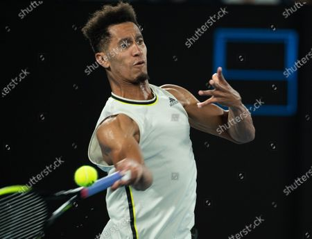 Editorial photo of Australia Melbourne Tennis Australian Open Day 4 - 11 Feb 2021