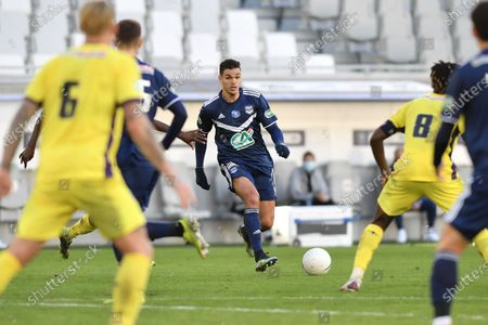 Editorial picture of Football French Cup 1/32, Girondins de Bordeaux vs Toulouse FC, Bordeaux, France - 10 Feb 2021