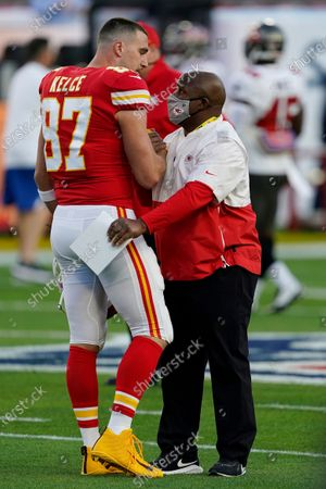 Editorial picture of Chiefs Buccaneers Super Bowl Football, Tampa, United States - 07 Feb 2021