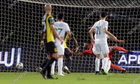 Editorial photo of Al-Ahli vs Al-Ittihad, Jeddah, Saudi Arabia - 11 Feb 2021