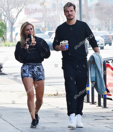 Gleb Savchenko and girlfriend Cassie Scerbo