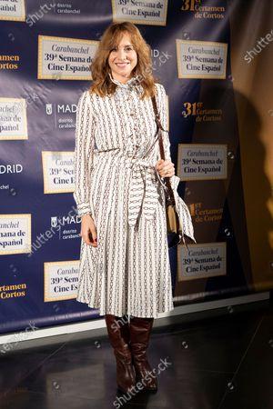 Editorial image of 39th Carabanchel Cinema Week inauguration, Madrid, Spain - 11 Feb 2021