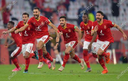 Editorial picture of Qatar Doha Fifa Club World Cup Al Ahly Sc vs Se Palmeiras - 11 Feb 2021