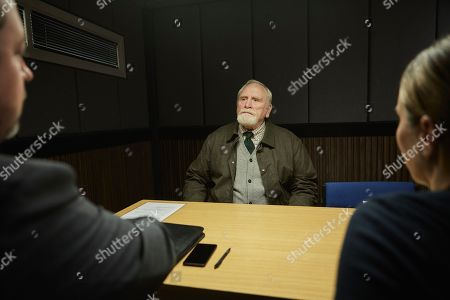 Morven Christie as DS Lisa Armstrong, Daniel Ryan as DI Tony Manning and James Cosmo as Bill Bradwell