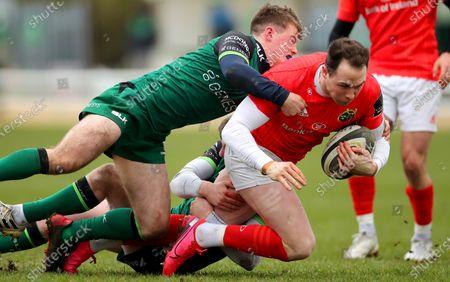 Editorial photo of A Interprovincial, Sportsground, Galway - 12 Feb 2021