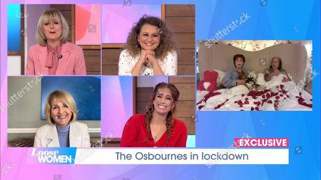 Editorial photo of 'Loose Women' TV Show, London, UK - 12 Feb 2021