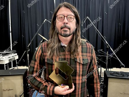Editorial photo of Foo Fighters claim fifth Number 1 on the Official Albums Chart, UK - 11 Feb 2021