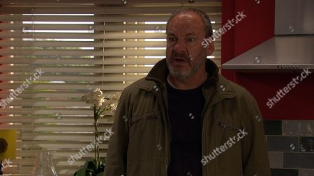 Emmerdale - Ep 8976 & Ep 8977 Tuesday 23rd February 2021 Juliette and Carl appear and fuming Jimmy King, as played by Nick Miles, wants Swirling to arrest her. But Juliette's calm as she explains the situation and PC Swirling leaves, satisfied.