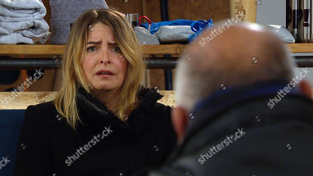 Emmerdale - Ep 8976 & Ep 8977 Tuesday 23rd February 2021 Rishi Sharma, as played by Bhasker Patel, sees a lonely Charity Dingle, as played by Emma Atkins, and asks her advice, taken aback by the sincerity of her answer. Will Rishi take up the advice?