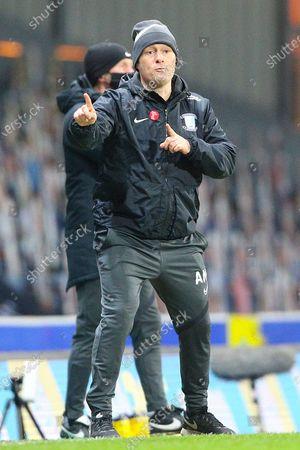 Editorial photo of Blackburn Rovers v Preston North End, EFL Sky Bet Championship - 12 Feb 2021