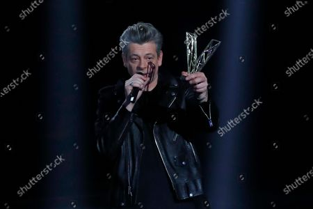 Editorial picture of Music Awards, Paris, France - 12 Feb 2021